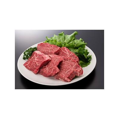 ふるさと納税 山形牛モモステーキ 450g A4ランク以上 山形県大石田町