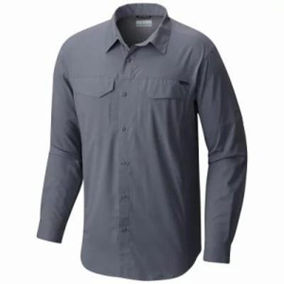コロンビア シャツ Silver Ridge Lite Long-Sleeve Shirt GREY ASH
