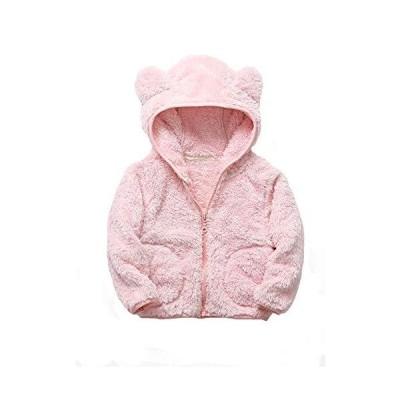 iChunhua OUTERWEAR ガールズ US サイズ: 5T/120CM カラー: ピンク