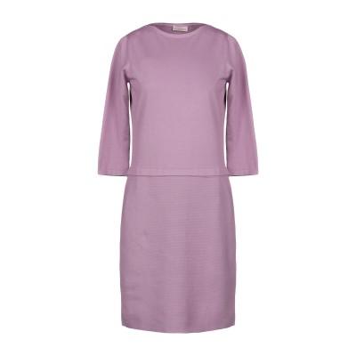 クルチアーニ CRUCIANI ミニワンピース&ドレス ライラック 42 コットン 80% / ポリウレタン 20% ミニワンピース&ドレス