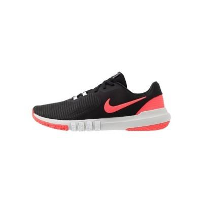 ナイキ シューズ メンズ フィットネス FLEX CONTROL TR4 - Sports shoes - black/laser crimson/white/photon dust