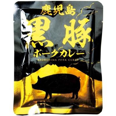 響 鹿児島黒豚ポークカレー 160g×5袋