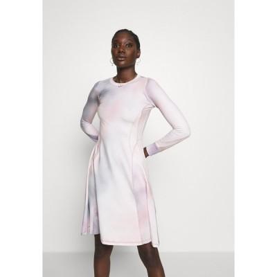 ウッド ウッド ワンピース レディース トップス SUE DRESS - Day dress - lilac
