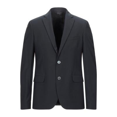 MARCIANO テーラードジャケット ブラック 50 ポリエステル 60% / レーヨン 20% / ウール 20% テーラードジャケット
