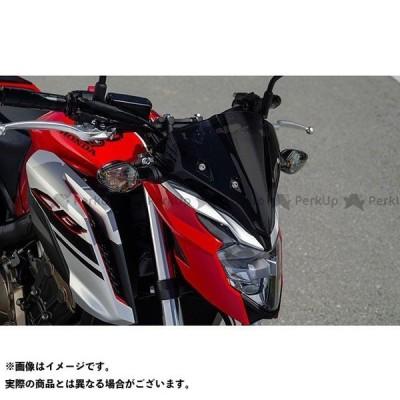 【無料雑誌付き】ホンダ CB650F メーターバイザー Honda