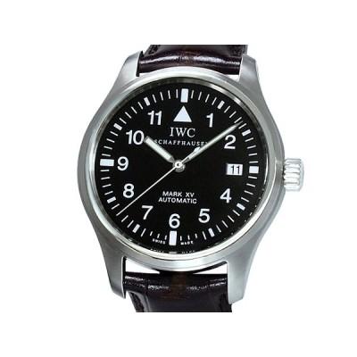 清水屋《送料無料》IWC パイロットウォッチ マーク15 IW325301【JSP】