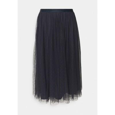 ニードルアンドスレッド スカート レディース ボトムス KISSES BALLERINA SKIRT - A-line skirt - sapphire sky
