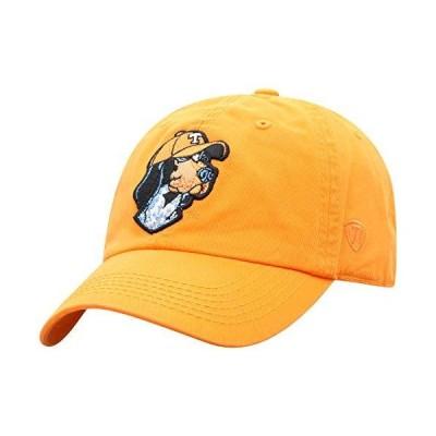 Top of the World テネシボランティア メンズ リラックスフィット 調節可能な帽子 チムカラ セカンダリアイコン 調節可能