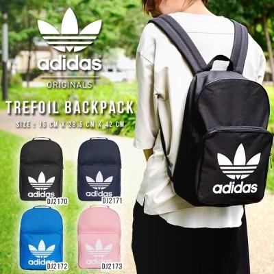 バックパック adidas アディダス オリジナルス メンズ レディース HERI BACKPACK CLASSIC TREFOIL 18L リュックサック デイパック