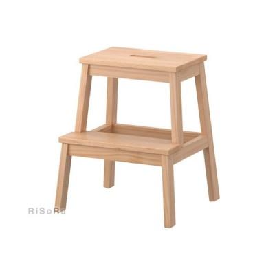 IKEA イケア BEKVAM ステップスツール アスペン 踏み台 椅子 スツール 輸入