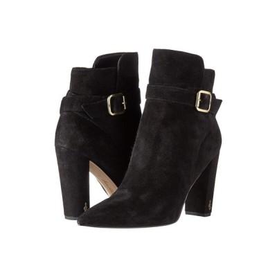 サム エデルマン Sam Edelman レディース ブーツ シューズ・靴 Rita Black Suede Leather