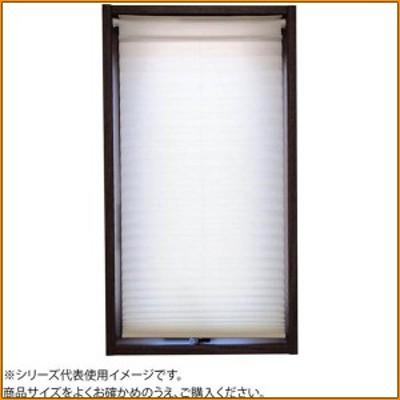 (送料無料)小窓用断熱スクリーン つっぱり棒付き ホワイト 約幅59×丈90cm NHT-3000S ▼ 小窓を簡単、おしゃれにコーディネート♪