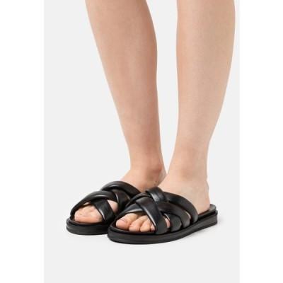 タマリス レディース 靴 シューズ Mules - black
