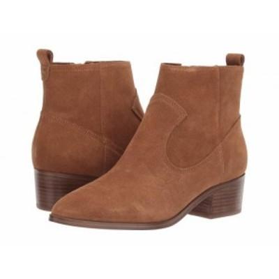 Nine West ナインウエスト レディース 女性用 シューズ 靴 ブーツ アンクル ショートブーツ Javan Bootie Cognac【送料無料】