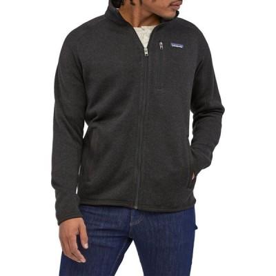 パタゴニア Patagonia メンズ ジャケット アウター better sweater jacket Black