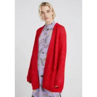 By Malene Birger レディースカーディガン By Malene Birger BELINTA - Cardigan - red?
