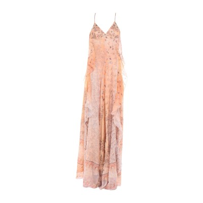 エトロ ETRO ロングワンピース&ドレス ライトピンク 44 シルク 100% ロングワンピース&ドレス