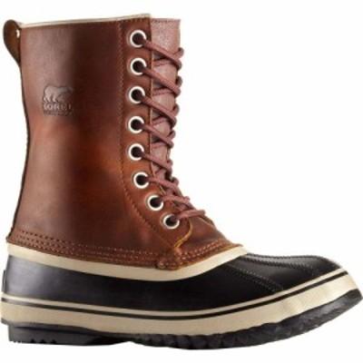 ソレル SOREL レディース ブーツ ウインターブーツ シューズ・靴 1964 Premium Leather Winter Boots Cappuccino