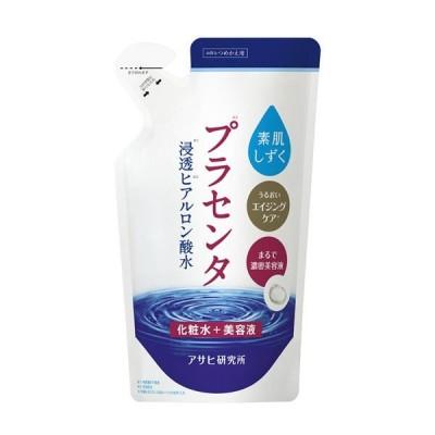 素肌しずく プラセンタ ぷるっとしずく 化粧水 詰め替え 180mL アサヒフード&ヘルス