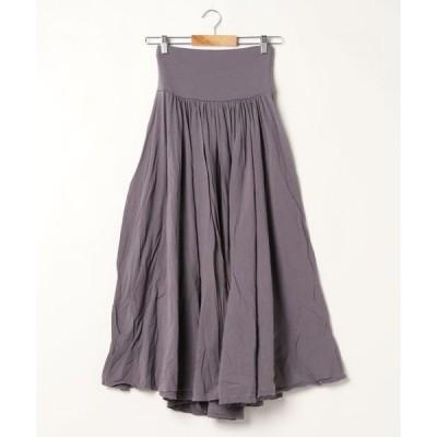 スカート THREE DOTS: ジャージマキシSK