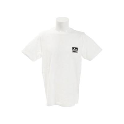 リーフ(REEF) Tシャツ 半袖 SQUARE RF19SP-1002SS-WHI  (メンズ)