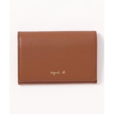 agnes b. / AW11C-08 カードケース WOMEN 財布/小物 > カードケース