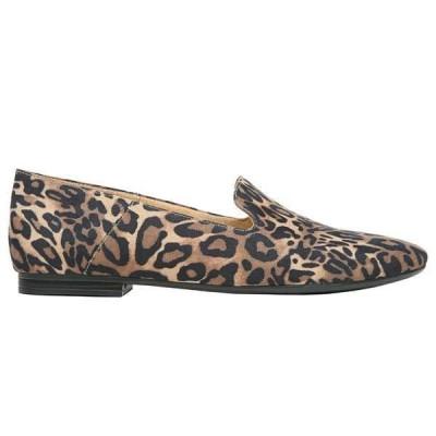 ナチュライザー レディース パンプス シューズ Lorna Leopard Slip On Flats