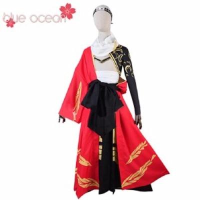 Fate/Grand Order fate FGO 岡田 以蔵 おかだ いぞう 風 コスプレ 衣装  cosplay ハロウィン コスチューム 仮装