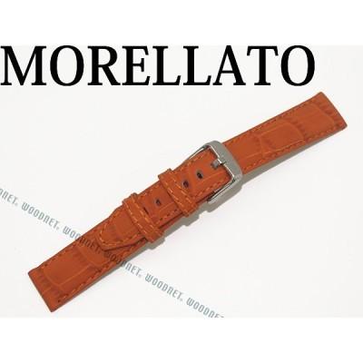 MORELLATO モレラート 時計ベルト オレンジ X4497-SOCCER-B44-086