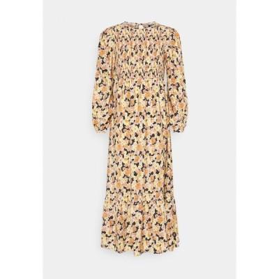 ファッションモンキー ワンピース レディース トップス FLOWERBED DRESS - Day dress - scribble