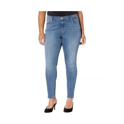 Levi's(R) Plus リーバイス レディース 女性用 ファッション ジーンズ デニム 711 Skinny - Indigo Rays