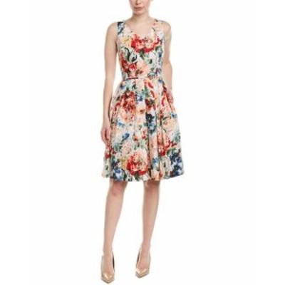 Tahari タハリ ファッション ドレス Tahari Asl A-Line Dress