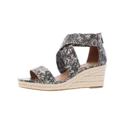 レディース 靴 コンフォートシューズ Patricia Nash Womens Rubia Leather Wedge Sandals