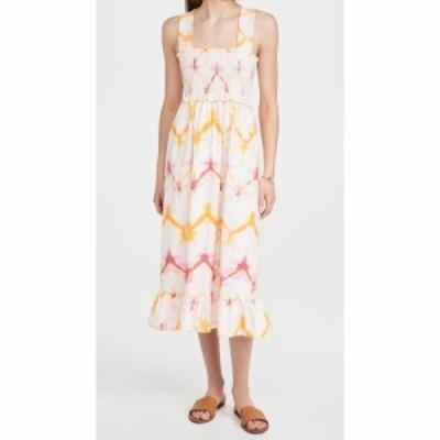 レイルズ RAILS レディース ワンピース ワンピース・ドレス Rumi Dress Diamond Tie Dye