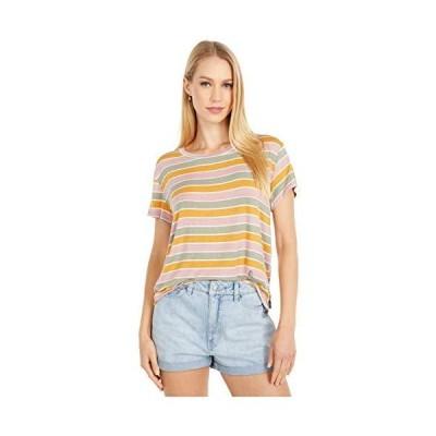 RVCA レディース リセス 3 Tシャツ US サイズ: Small
