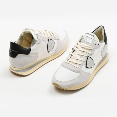 PHILIPPE MODEL PARIS フィリップモデル メンズ TWLU WS06 スニーカー 靴 イタリア正規品 新品