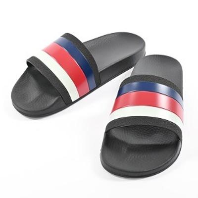グッチ サンダル メンズ 靴 ラバー 308234 ブラック レディース 未使用品