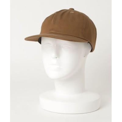 STUDIOUS MENS / 【KIJIMA TAKAYUKI】E-211009 6P CAP MEN 帽子 > キャップ