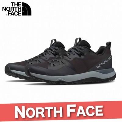 ノースフェイス スニーカー シューズ メンズ 登山靴 ハイキング トレイル アクティビスト ライト アウトドア 新作