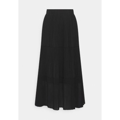 インウェア レディース スカート ボトムス RYANNA SKIRT - A-line skirt - black black