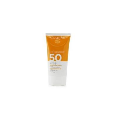 クラランス インビジブルサンケアジェルオイル For Body SPF 50 - For Wet or Dry Skin  150ml
