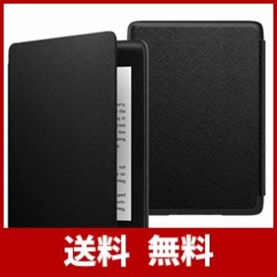 ATiC NEW-Kindle Paperwhite(Newモデル)ケース Kindle Paperwhite 2018 第10世代用軽量薄型保護カバー(オートスリープ機能付き) BLA