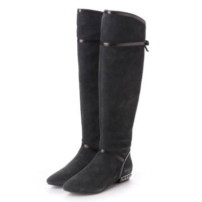 シューズラウンジ shoes lounge ロングブーツ 3572014DGYS SNOW (ダークグレー)
