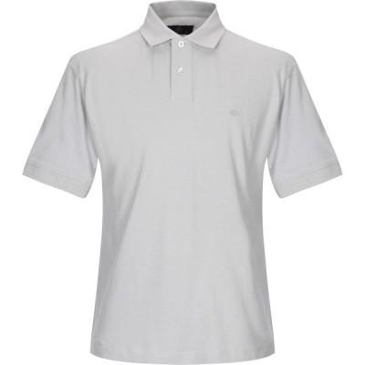 アルマタディメアー ARMATA DI MARE メンズ ポロシャツ トップス polo shirt Light grey