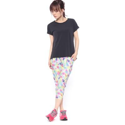 フィラ FILA レディース フィットネス チュニックシャツ Tシャツ・キャミ・ルーズボトム3点セット 348572