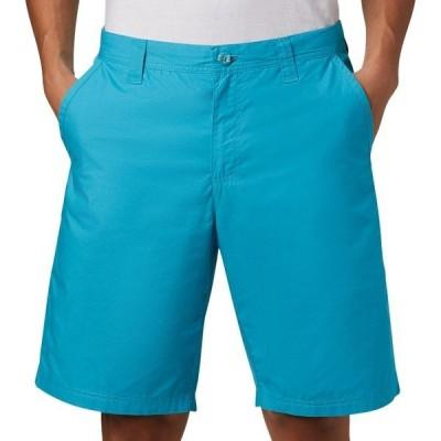 コロンビア カジュアルパンツ ボトムス メンズ Columbia Sportswear Men's Washed Out Shorts Aqua or Turquoise Dark 02