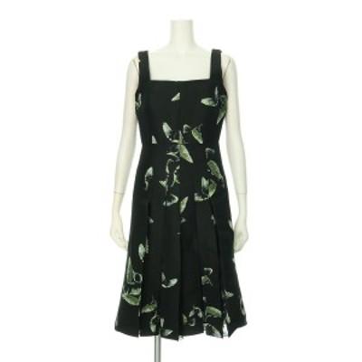 エフエムファッションマーケット(マックマーラアウトレット) ワンピース サイズS レディース 新品同様 ブラック系【中古】20210205