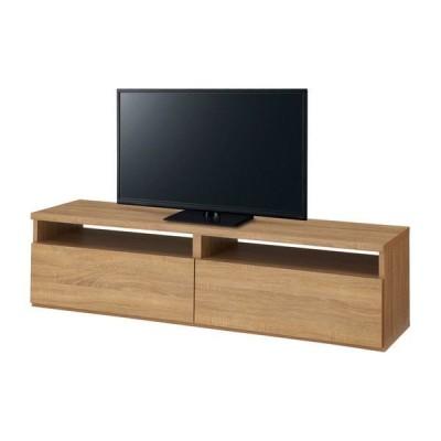 木製 テレビ台 1480 プールス 完成品 幅148cm RG TVボード1480 テレビボード テレビ 台 代引不可