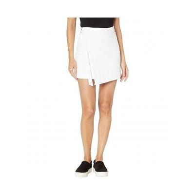 AG Adriano Goldschmied アドリアーノゴールドシュミット レディース 女性用 ファッション スカート Ahlaia Skirt - White
