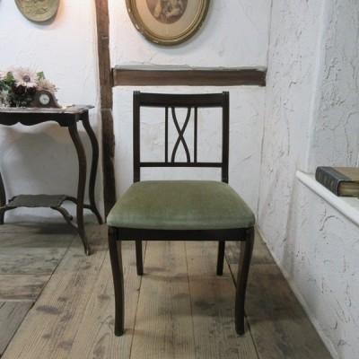 イギリス アンティーク 家具 ダイニングチェア リージェンシースタイル 椅子 イス 木製 英国 DININGCHAIR 4018d 新入荷